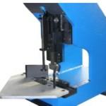 Fustellatrice multipla in versione arrotondatrice e taglio angoli carta e cartone